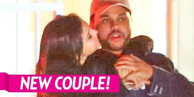 Selena Gomez and The Weeknd Seen Making Out in New Photos -- Are They Dating?