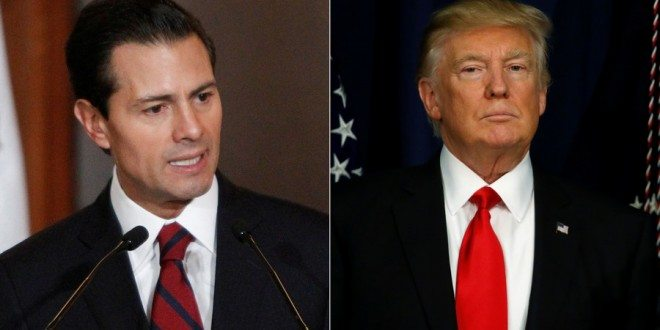 Trump Threatens to Cancel Meeting with Mexico's President if Country Won't Pay for Wall