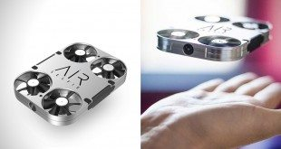 New Tiny Phone-Sized Drone Called Airselfie, Changing The selfie Game For Good
