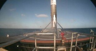 WATCH: SpaceX Successfully Launched Falcon 9 Rocket