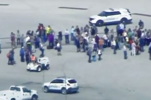 Fort Lauderdale Shooting: Gunman Opens Fire at Airport, Killing 'Multiple People'