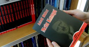Hitler's Manifesto 'Mein Kampf' Becomes Bestseller in Germany