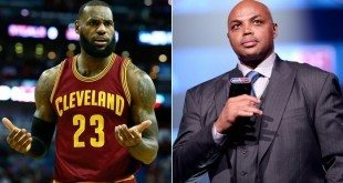 LeBron James said some mean things about Charles Barkley. They're all true