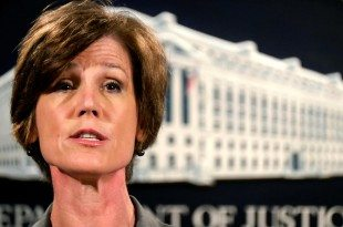 Acting Attorney General Orders Justice Department Not to Defend Refugee Ban