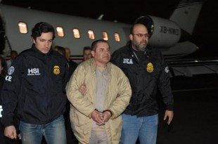 Mexican Drug Lord 'El Chapo' to Appear in New York Court on Friday
