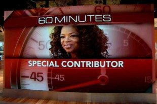 Oprah Winfrey To Join CBS' '60 Minutes' As A Special Contributor