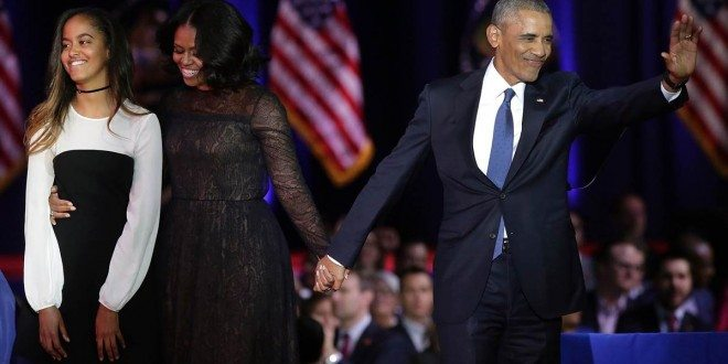'Yes We Can': President Obama Encourages Nation in Emotional Farewell