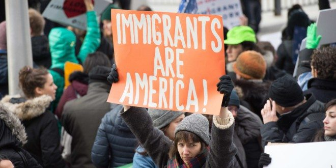 How Trump's Refugee Ban Turned U.S. Airports Into Protest Zones