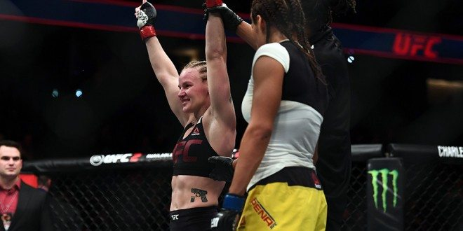 Valentina Shevchenko Taps Julianna Pena for First Submission Win in Nearly 11 Years