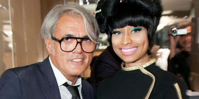 "Nicki Minaj Feuds With Shoe Designer Giuseppe Zanotti: ""What's Good?"""