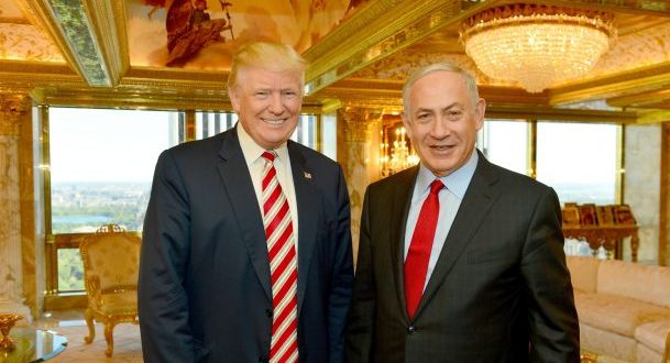 Trump To Meet Israeli Prime Minister: Will There Be Peace in the Middle East?