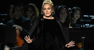 WATCH: Adele Curses, Restarts During George Michael Tribute Song at Grammys