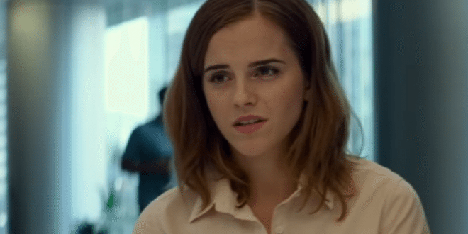 Correlation Between Black Mirror and The Circle, Starring Emma Watson