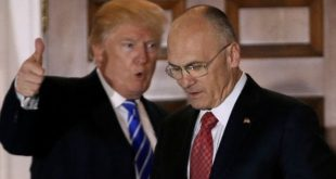 Andy Puzder Withdraws Nomination After Losing Republican Support