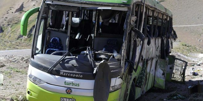 At Least 19 Die in Argentina Bus Collision - Sostre News