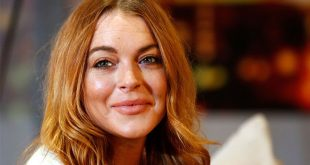 Lindsay Lohan defends Trump: 'We have to join him'