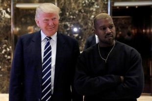 Kanye West Appears to Dump Trump with Disappearing Tweets