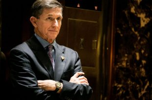 Michael Flynn Resigns as National Security Adviser Amid Controversy over Russia Contacts