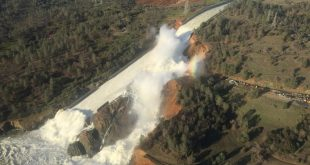 188,000 Residents Ordered Evacuated in Calif., as Massive Oroville Dam Threatens to Flood