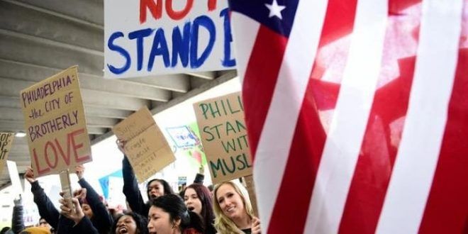 Department of Justice Appeals Blocking of US Travel Ban