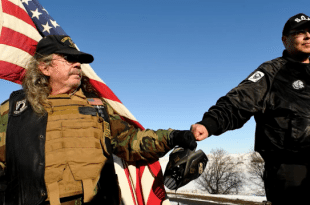 Veterans Vow to Stop Dakota Access Pipeline: 'Not On Our Watch'