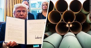 Despite President Donald Trump's promises, it looks like the Keystone XL pipeline won't have to be made out of American steel after all.