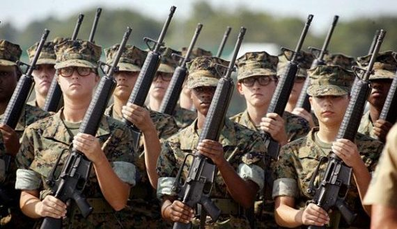 Nude Photos Shake Four Military Branches