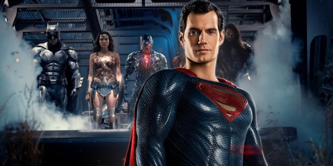 Why Superman is Missing in the 'Justice League' Trailer