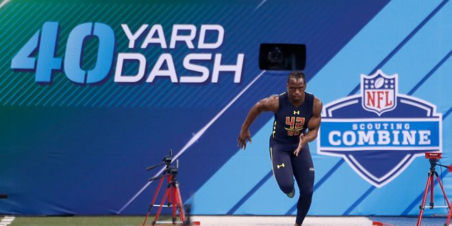 John Ross Breaks 40-Yard Dash Record at NFL Combine with 4.22-Second Run