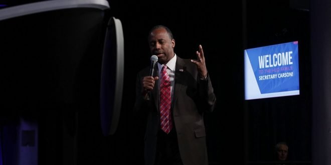 'Of Course They Are': Ben Carson Defends Calling Slaves 'Immigrants'