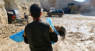 Worst Chemical Attack in Years in Syria; U.S. Blames President Bashar al-Assad