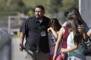 Teacher, Boy Die When Husband Opens Fire in San Bernardino Classroom, Police Say