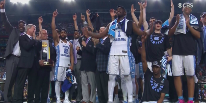 North Carolina Wins 6th National Basketball Championship After Beating Gonzaga