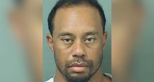 Legendary Golfer Tiger Woods Arrested for DUI in Florida
