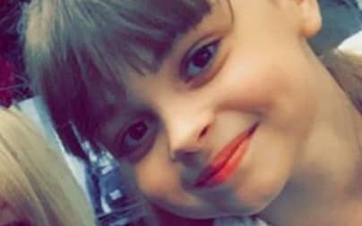 Saffie Rose Roussos, eight, is among the dead CREDIT: SWNS