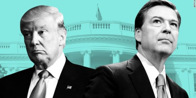 The High Stakes of the Comey Controversy