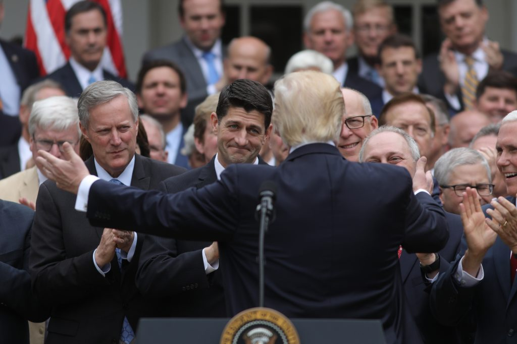 Winners and Losers from the GOP's Health-Care Bill