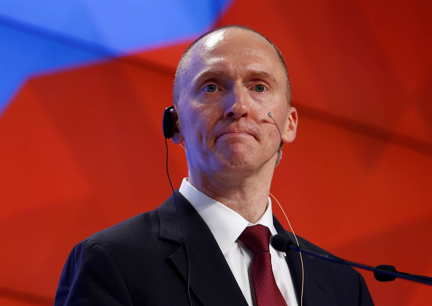 Senate Committee Asks Carter Page to Reveal Russian Contacts