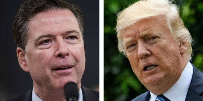 Trump's Warning to Comey Deepens White House Crisis