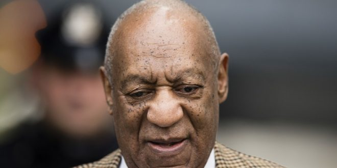 Bill Cosby Says He Won't Testify at His Sexual-Assault Trial