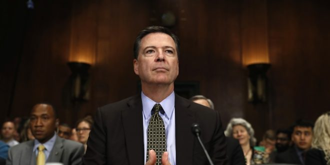 James Comey is Desperate to Keep his Image Intact