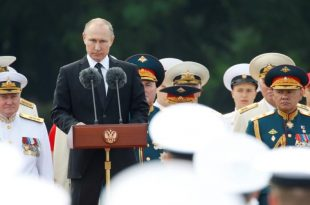 Vladimir V. Putin, Responds to Sanctions, Cuts 755 From US Diplomatic Staff
