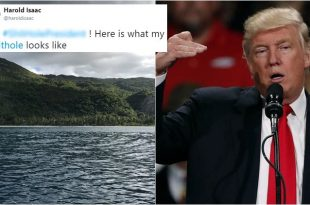 'Here is what my Shithole looks like': African Countries and Haiti react to Trump's remark