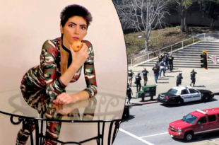YouTube shooter was motivated by her anger at the company, police say