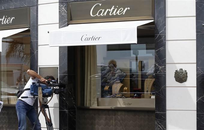 Gems Worth Assessed 19 Million Stolen in Cannes Cartier Heist