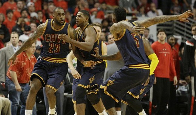 Lebron James 'Video' Buzzer Beater Beats Bulls 86-84