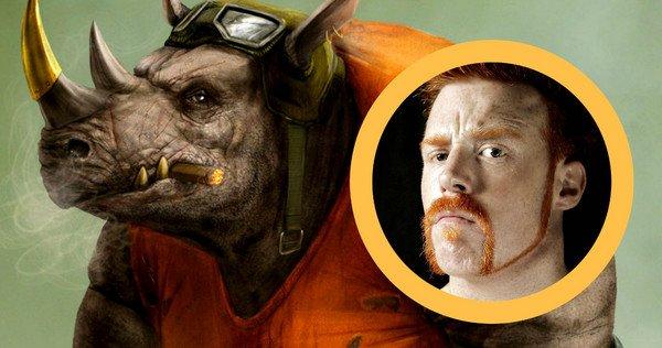 WWE's Sheamu Confirms Role In Teenage Mutant Ninja Turtles 2