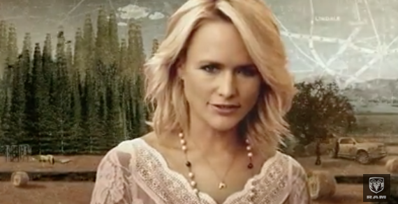 VIDEO Miranda Lambert 'Roots and Wings' Full-Length Version