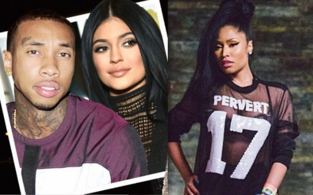 VIDEO Nicki Minaj Disses Kylie and Kanye Has a New Song Striking Back