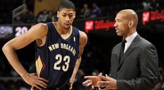 Head Coach Monty Williams fired by New Orleans Pelicans